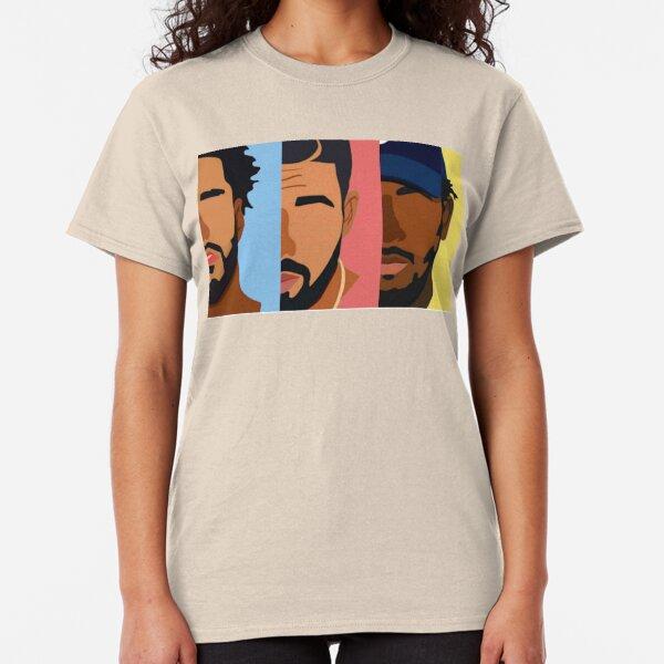Drake, J Cole, Kendrick Lamar Shirt Classic T-Shirt
