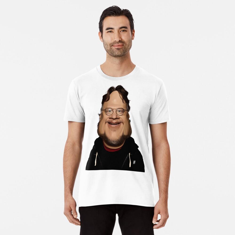 Guillermo del Toro Camiseta premium