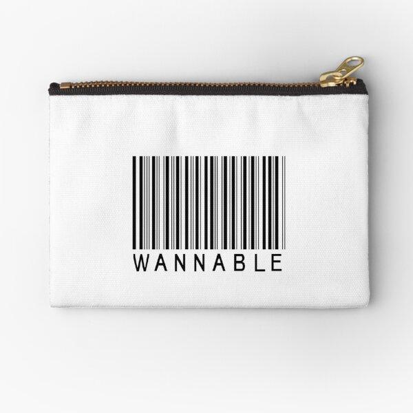 Wanna one - a wannable  Zipper Pouch