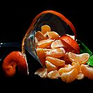 Mandarin Juice II by jerry  alcantara