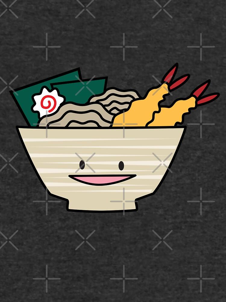 Tempura Ramen Bowl Nori Shrimp Japanese Noodles Lightweight Hoodie