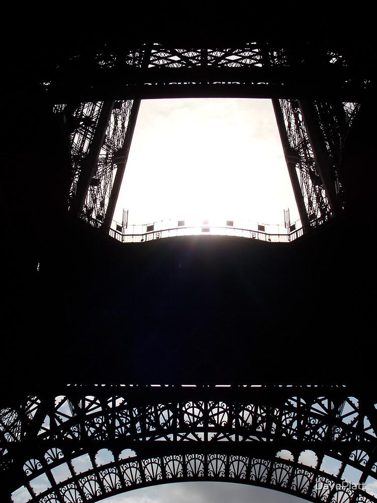 Eiffel Tower Sunrise by DavePlatt