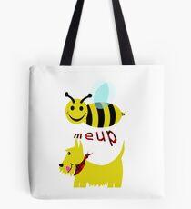 Bee meup Scotty Tote Bag