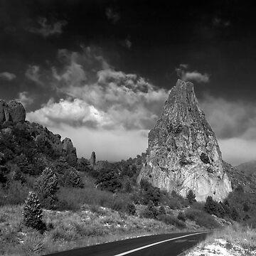 Highways Of the Desert by kkart