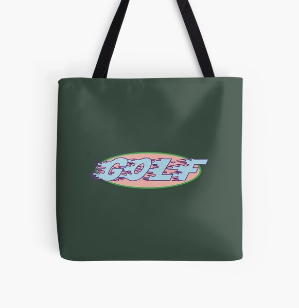 GOLF Flame | Tyler The Creator All Over Print Tote Bag