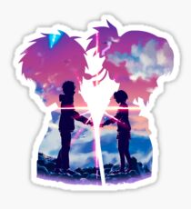 Kimi No Na Wa - Your Name Sticker
