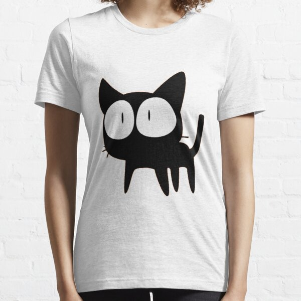 Chat FLCL T-shirt essentiel