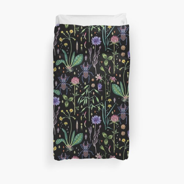 Midsummer Night's Dream Duvet Cover
