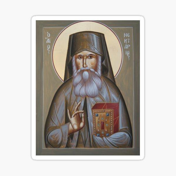 St Nektarios of Aegina Sticker