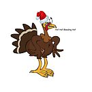 A Turkey's for Christmas by Catherine Hamilton-Veal  ©