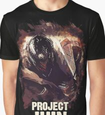League of Legends PROJECT JHIN Graphic T-Shirt