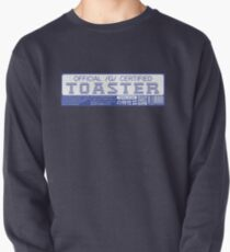 Official G Certified Toaster Pullover