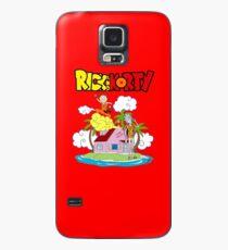 rick goku Case/Skin for Samsung Galaxy