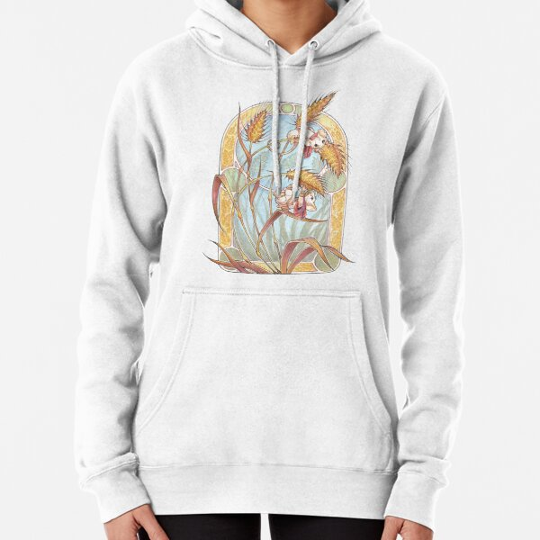 assassin mice at work Pullover Hoodie