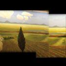 300 sqf Mural  by Jose Lorenzo