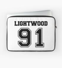 LIGHTWOOD 91 - The Mortal Instruments - Shadowhunters Laptop Sleeve