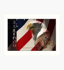 """Freedom Rings""...  Art Print"
