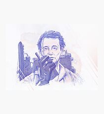 Ghostbusters // Bill Murray Photographic Print
