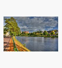 River Ness, Inverness, Scotland Photographic Print