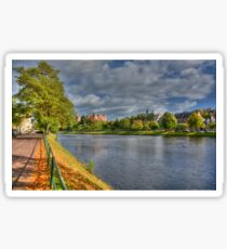 River Ness, Inverness, Scotland Sticker