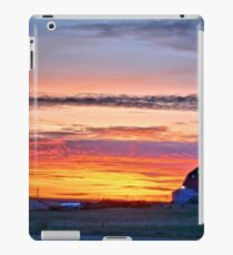 End of Late Autumn Day iPad Case/Skin