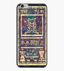 Pokémon - Ancient Mew Card iPhone Case