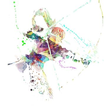 Fire Emblem - Takumi - Hoshido  by Ravravine