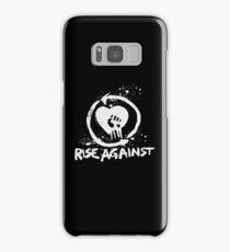 Rise Against Logo Design Samsung Galaxy Case/Skin