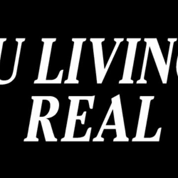 ¿Estás viviendo en el mundo real? - Cowboy Bebop de AtomicLukai