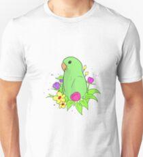 Dwarf Parrot Parakeet Parrots Inseparable Unisex T-Shirt