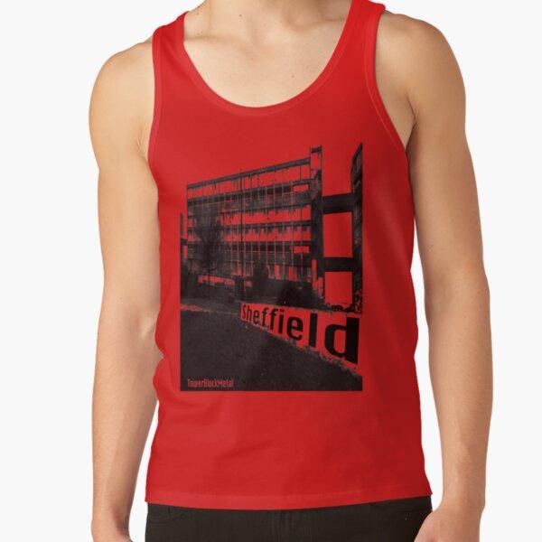 TowerBlockMetal Urban T Shirt 2 Tank Top