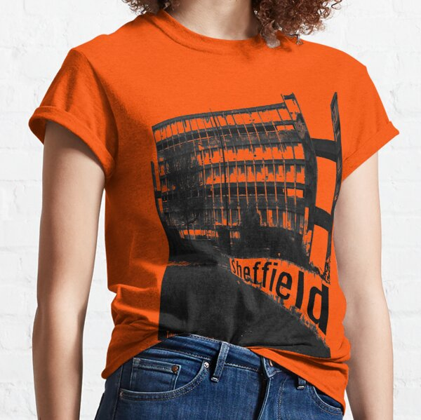 TowerBlockMetal Urban T Shirt 2 Classic T-Shirt