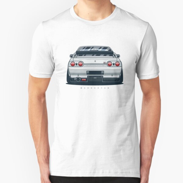 Skyline GTR R32 Slim Fit T-Shirt