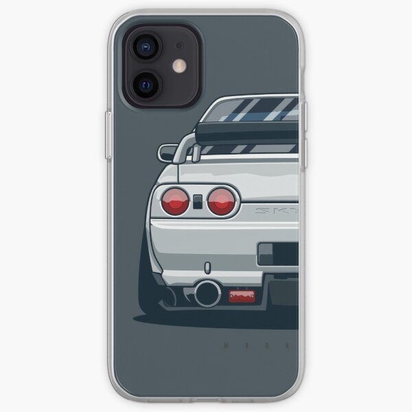 Skyline GTR R32 iPhone Soft Case