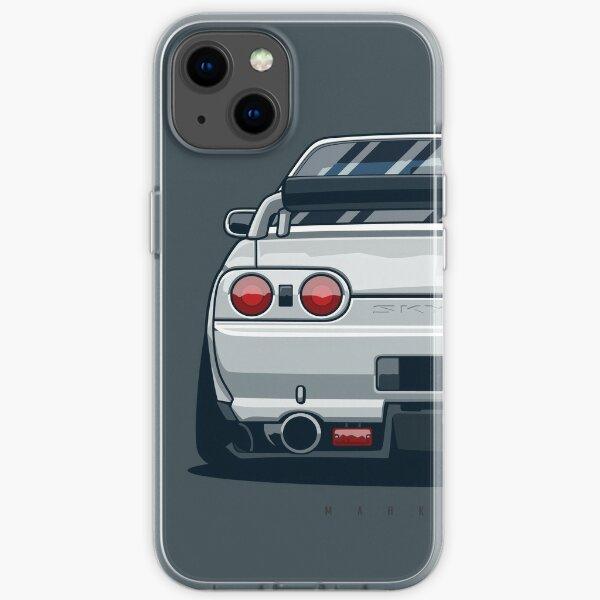 Skyline GTR R32 iPhone Soft Case