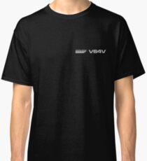 Metro 6R4 - V64V Engine Plate Classic T-Shirt