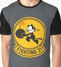VF-31 Graphic T-Shirt