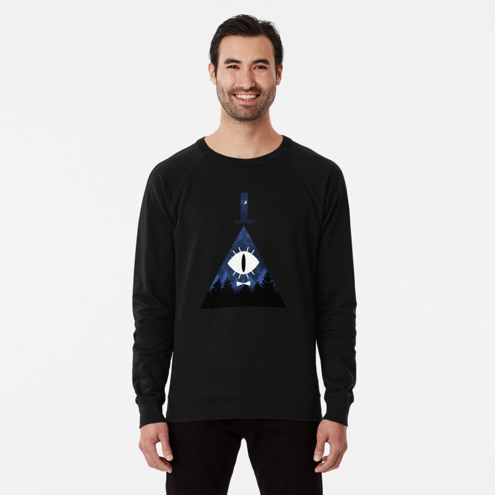 Mr. Cipher Leichter Pullover