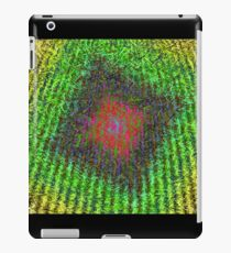 coloured hay iPad Case/Skin