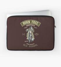 Born Free - Custom Motorcycle Laptoptasche