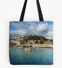 Mevagissey Cornwall  Tote Bag