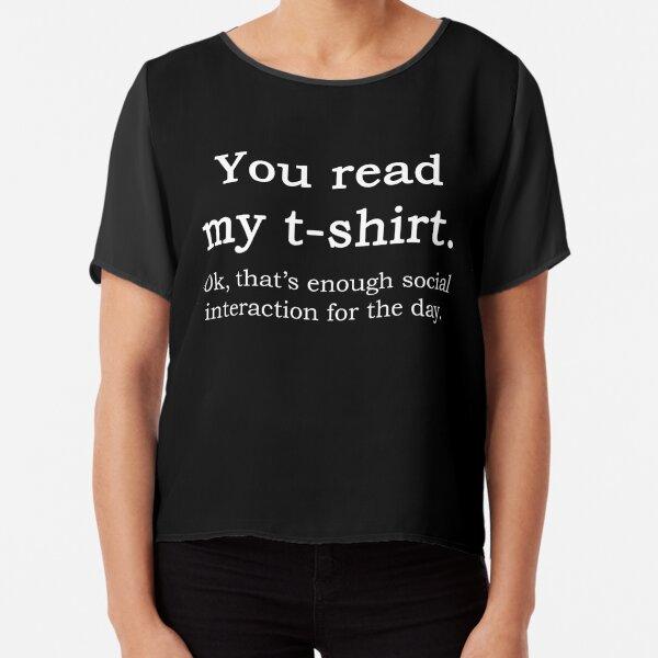T Shirts Sprüche Redbubble