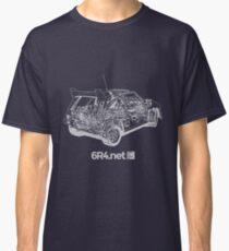 Metro 6R4 - Technical Image Classic T-Shirt