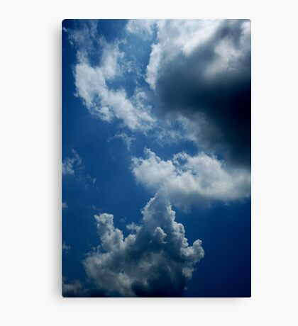 Water in the Skies Canvas Print