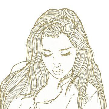 la belle  by kasuallykruel