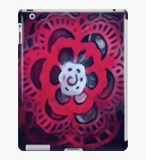 Red red rose iPad Case/Skin