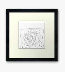 Zee's Together Framed Print
