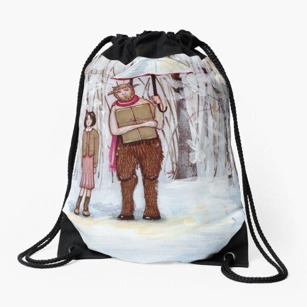 The Lamp Drawstring Bag