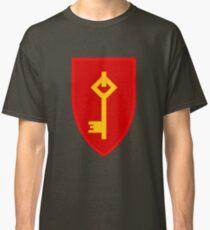 Royal Gibraltar Regiment (UK) - Tactical Recognition Flash Classic T-Shirt