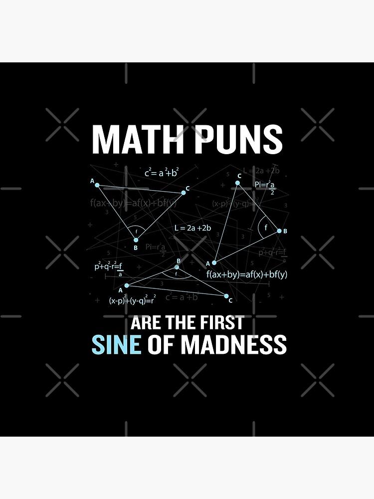 0b471f80 Funny Math Pun Calculus Geometry Teacher Gag Gift by JapaneseInkArt